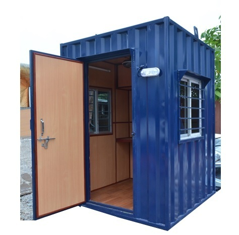 Portable Security Cabin07